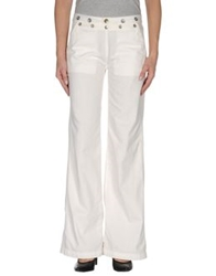 Replay Denim Pants White