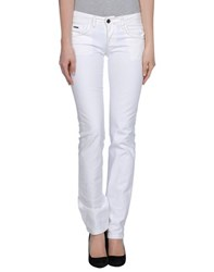 Dek'her Denim Denim Trousers Women