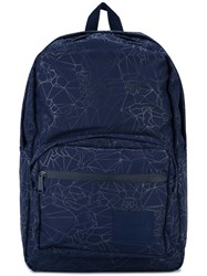 Herschel Supply Co. Zipped Classic Backpack Blue