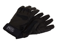 Petzl Cordex Belay Rap Glove Black Outdoor Sports Equipment