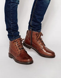Firetrap Traffic Boot Tan