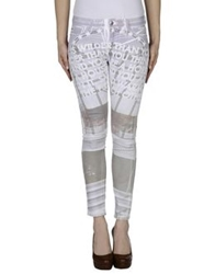 Each X Other Casual Pants Light Grey