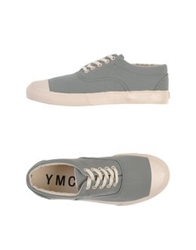 Ymc You Must Create Low Tops And Trainers Beige