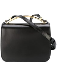 Marni 'Sculpture' Crossbody Bag Black