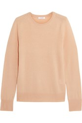 Equipment Sloane Cashmere Sweater Peach