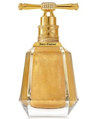 Juicy Couture I Am Juicy Couture Dry Oil Shimmer Mist Spray 3.4 Oz No Color