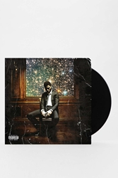 Urban Outfitters Kid Cudi Man On The Moon 2 The Legend Of Mr. Rager 2Xlp Assorted
