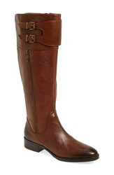 Arturo Chiang 'Earlene' Tall Boot Women Vintage Cognac