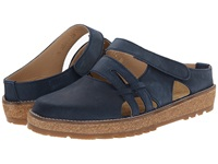 Haflinger Thea Navy Women's Slip On Shoes