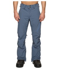 Burton Ak 2L Cyclic Pant Washed Blue Men's Casual Pants Multi
