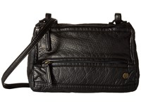 Billabong Midnight Haze Crossbody Off Black Cross Body Handbags
