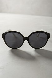 Anthropologie Ett Twa Almeta Reading Sunglasses Black 1.00X Eyewear