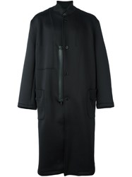 Y 3 'Spacer' Coat Black