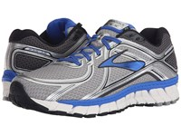 Adrenaline Gts 16 Silver Electric Brooks Blue Black Men's Running Shoes Gray