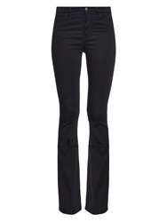 Mih Jeans The Marrakesh High Rise Kick Flare Jeans