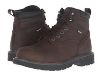 Wolverine Floorhand Dark Brown Men's Work Boots