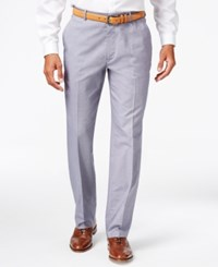 Inc International Concepts Men's Classic Fit Brooks Pants Only At Macy's Dark Blue