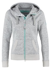 Superdry Storm Cardigan Grey