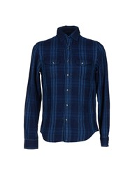 Alex Mill Shirts Shirts Men Blue
