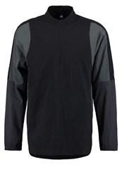 Adidas Performance Long Sleeved Top Black Utility Black
