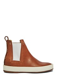 Feit 3 Wrap Chelsea Boots Brown