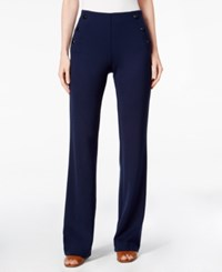 Styleandco. Style Co. Pull On Sailor Pants Only At Macy's Industrial Blue