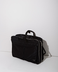 Porter Tanker 3 Way Bag Black