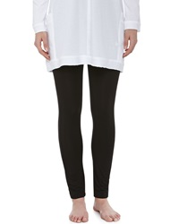 Donna Karan Liquid Jersey Basic Leggings Black