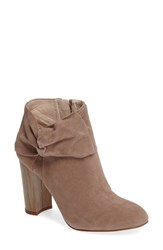 Louise Et Cie Women's Theron Knotted Bootie Nuetralle Suede