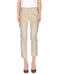 Closed Trousers Casual Trousers Women Beige