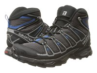 Salomon X Ultra Mid Aero Autobahn Black Deep Water Men's Shoes