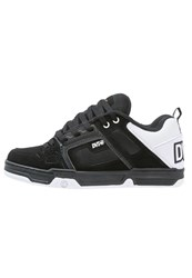 Dvs Shoe Company Comanche Skater Shoes Black White