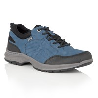 Lotus Relife Ivaria Lace Up Trainers Blue