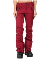 Volcom Snow Calico Insulated Pants Mulberry Women's Casual Pants Purple