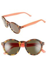 Electric Eyewear Women's Electric 'Reprise' 50Mm Round Sunglasses