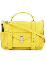 Proenza Schouler Medium 'Ps1' Satchel Yellow Orange