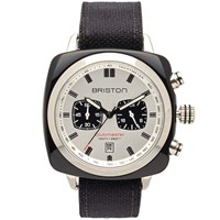 Briston Clubmaster Sport Chronograph Watch Black