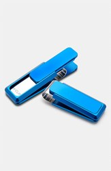 Men's M Clip 'Ultralight V2' Money Clip Blue