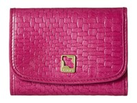Lodis Palma Mallory French Purse Fuchsia Wallet Handbags Pink