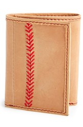 Rawlings Sports Accessories Men's Rawlings Baseball Stitch Wallet