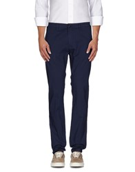Franklin And Marshall Trousers Casual Trousers Men Dark Blue