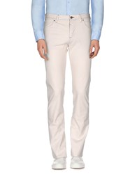 Thinple Trousers Casual Trousers Men White