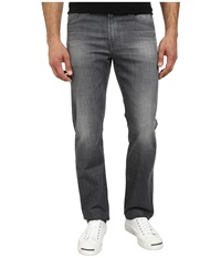 Ag Adriano Goldschmied Graduate Tailored Leg Recycled Denim In 11 Years Crusoe 11 Years Crusoe Men's Jeans Black