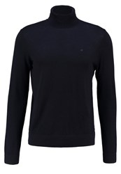 Ck Calvin Klein Spike Jumper Blue Light Grey