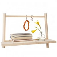 Verso Design Tikas Shelf Birch Storage Decoration Finnish Design Shop