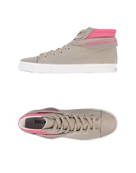 Bikkembergs High Top Sneakers