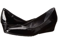 Cole Haan Tali Lux Wedge Black Patent Women's Wedge Shoes