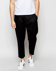 Izzue Cropped Trouser Black