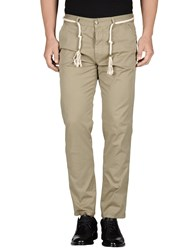 Basicon Trousers Casual Trousers Men Military Green