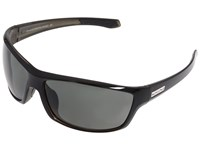 Suncloud Polarized Optics Conductor Black Backpaint Sport Sunglasses